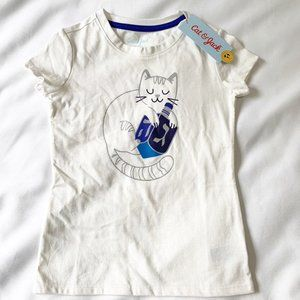 5/$25 NEW Cat & Jack dreidel shirt XS